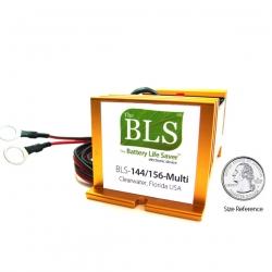 144 Volt Battery Desulfator