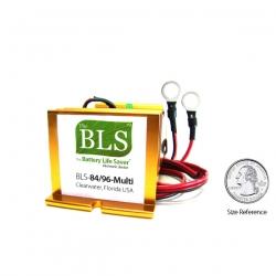 84 and 96 Volt Battery Desulfator