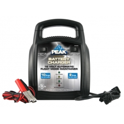 Peak 2/10 Amp Marine Battery Charger