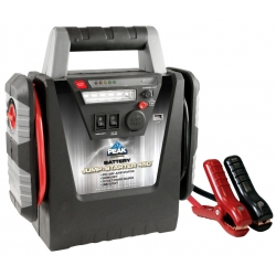 Peak 450 Amp Jump Starter with USB and 12 Volt Power Source