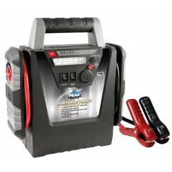 Peak 450 Amp Jump Starter / Inflator / DC/USB Power Source and Worklight