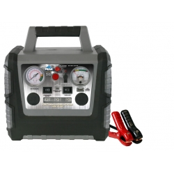 450 Amp Jump Starter / Inflator / AC/DC/USB Power Source and LED Worklight