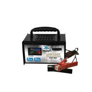 2/6 Amps, 6 and 12 Volt Battery Charger