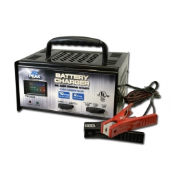 Peak 2/10/55 Amp Battery Charger W/Engine Start