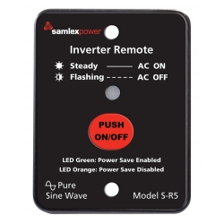 Remote Control for SA-1500-112 and SA-1500-124 Inverter