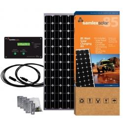 85 Watt Solar Charging Kit