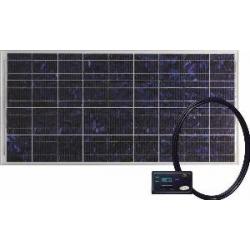 80 WATT SOLAR KIT WITH DIGITAL REGULATOR